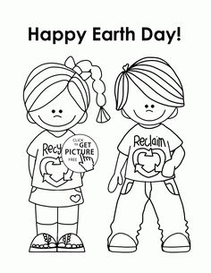 Earth Day Coloring Pages EBook: Earth Day | Coloring Pages | Pinterest | Free  Printable, Earth And Craft