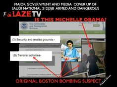 This week while Facebook blocked links to Glenn Beck that related to Michelle OBAMA and her visit with terror suspect Abdul Rahman Ali Alharbi, the U.S. Government was busy calling major news outlets reminding them not to cover this story and threatening government employees with 20 years in prison for sharing information about this cover up.  In the mean time we are told by Facebook that this was glitch....LOL! ok. Welcome to OBAMA'S America!