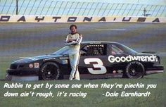 Good Ole Days of NASCAR. Car is a stock car, could race in this car. Need safety of today be a great New Gen-6 car.