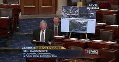 US Senator James Inhofe has authored a bill to arm Ukraine with 'lethal military aid' against pro-Russian separatists GOP Senator Jim Inhofe presented a series of fake photos