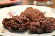 mammalivet i Berlin:  Low Carb Chocolate Cookies