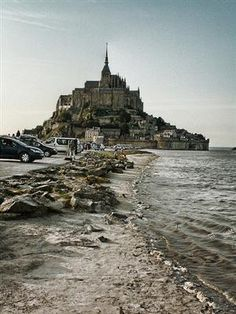 | ? |  {WHS} Mont St-Michel - Normandy, France  | by © PacoQT
