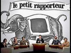 Le Petit Rapporteur - Jacques Martin - Mlle Angèle (1976)