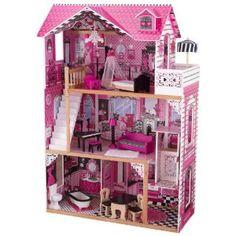 KidKraft 65093 - Puppenhaus Amelia: Amazon.de: Spielzeug
