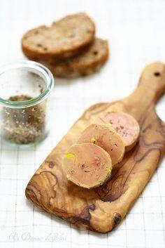 Foie gras mi-cuit à la vapeur - recette plus facile et plus rapide