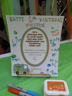 ctbaker in the acres: Fulton's Birthday Party (2 of 2)