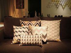 Almofadas decorativas: uma lista com 60 ideias para decorar os cômodos da casa