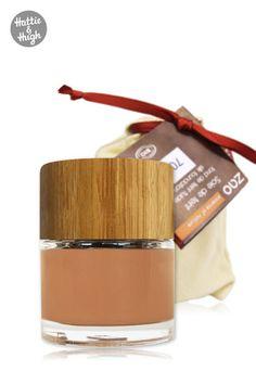 Zao Organic Silk Foundation 703 Rose Petal