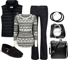 """Winter"" - Click image to find more women's fashion Pinterest pins"