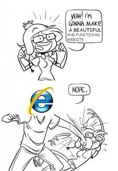 Web designers will understand...