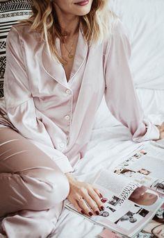Pearl Pink Silk Pajamas by Serenity. Silk pajama set Silk long pajamas Silk pyjamas Silk loungewear Pink pajamas Silk pajama pink Gift for woman Wife gift Pajamas For Teens, Cute Pajamas, Pajamas Women, Comfy Pajamas, Satin Pyjama Set, Satin Pajamas, Silk Pajama Sets, Silk Pjs, Pyjamas Silk