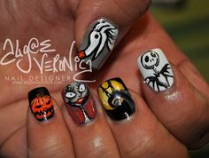 Nightmare Before Christmas (I'm ok with the fact that I'll never be THIS good!)