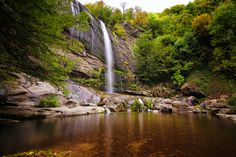 Suuctu waterfall by erhan asik on 500px