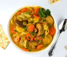 Cazuela de verduras | #Receta de cocina | #Vegana - Vegetariana ecoagricultor.com