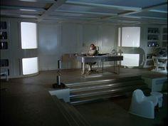 Space 1999, Command with Commander Koenig