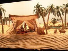 Foro de Belenismo - Arquitectura y paisaje -> como hacer una jaima Diy Nativity, Christmas Nativity Scene, Old Candy, Prop Design, Party Props, Christmas Design, Moorish, Amazing Art, All Pictures