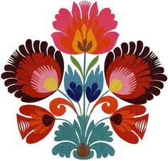 Image result for hungarian flowers line drawing