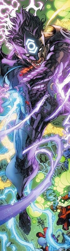 Indigo Lantern Corps, Kyle Raynor