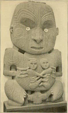 """Image from page 24 of """"The conversion of the Maoris"""""""