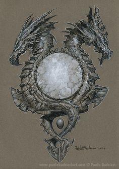 matita, pennareli e acrilici. formato A3 Fantasy Dragon, Dragon Art, Fantasy Art, Leg Tattoos, Tatoos, Fantasy Beasts, Dragon Tattoo Designs, Dragon Design, Fantasy Creatures