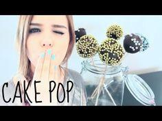 Receta: Cake Pops (Bizcobolas) de galletas Oreo -- Sin molde - YouTube