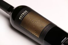 Astros Wines on Packaging of the World - Creative Package Design Gallery