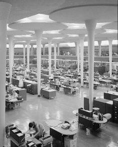 Frank Lloyd Wright Johnson Wax