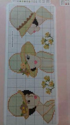 Cross Stitch Bookmarks, Cross Stitch Kits, Cross Stitch Designs, Cross Stitch Embroidery, Cross Stitch Patterns, Needlepoint Stitches, Needlework, Knitting Charts, Macrame Patterns