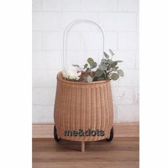 rattan trolley Rattan Basket, Kids Bedroom, Design, Home Decor, Decoration Home, Room Decor, Home Interior Design, Kid Bedrooms