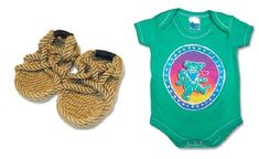 Dancing Bears, Dashikis, Rope Sandals: Why, It's Baby Hippie Wear Just Like Grandpa's Hippie Baby Clothes, Cute Baby Clothes, Hippie Kids, Rope Sandals, Wishes For Baby, Baby Time, Baby Fever, Beautiful Babies, Cute Babies