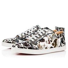 ROCK ON Shoes - Gondolier Men's Flat - Christian Louboutin