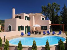 Sami Villa rental: Villa Fedra