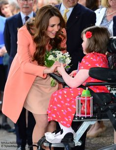 Duchess Kate:  Duchess of Cambridge Supports Childrens Hospice Week With Naomi House Visit + BCF Launches