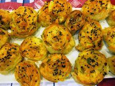 A Seasonal Cook in Turkey: Classic Potato Börek/ Patatesli Börek
