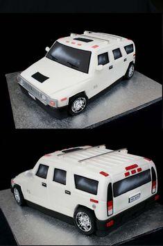 Hummer Cake by ~Verusca on deviantART