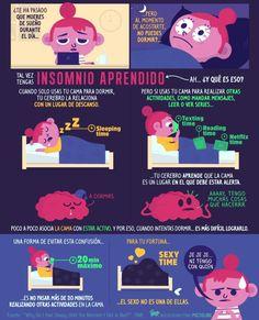 Insomnio aprendido