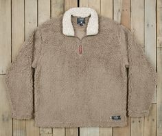Southern Marsh Collection — The Appalachian Pile Pullover