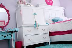 See our creative purple kids rooms. Take an additional 10% with coupon Pin60 at www.CreativeBabyBedding.com