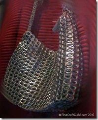pop tab placemat crochet pattern