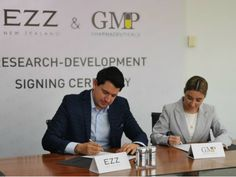 New Zealand EZZ Strategy hand in hand with GMP Join hands to explore the Application of the fourth Generation NMN