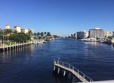 Gorgeous waterway from Koi
