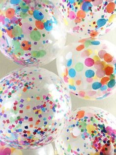Colorful balloons at a emoji birthday party! See more party ideas at CatchMyParty.com!