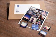 Pic Pack liefert Euch Instagram-Magneten.