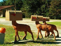Creative Ideas for Mailbox Design Unusual Mailboxes Rural Mailbox, New Mailbox, Modern Mailbox, Mailbox Ideas, Mailbox Designs, Vintage Mailbox, Funny Mailboxes, Home Mailboxes, Unique Mailboxes