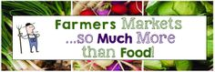 Farmers Market season starts this weekend with the opening of the Grayslae Farmers Market