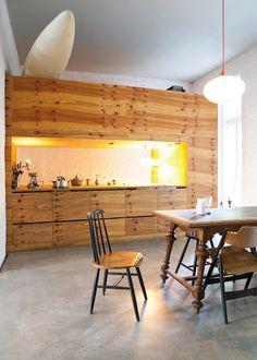 Modern Küche by studio lot Architektur | Innenarchitektur