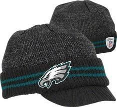 Philadelphia Eagles Billed Sideline Reebok Knit Beanie by Reebok.  19.99. Winter  Beanie. Fashionable 3280e6cbd33
