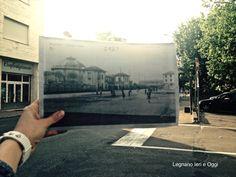 Deborah Corno, Legnano, Ex Officine Wolsit, 1927 e Oggi