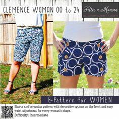 Filles A Maman - Clemence Shorts