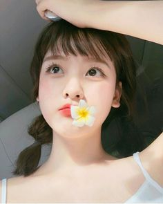Uploaded by ૢ몽상가 ૢ. Find images and videos about girl, asian and ulzzang on We Heart It - the app to get lost in what you love. girl Image about girl in Ulzzang by Andy in the Sky with Diamonds Ulzzang Korean Girl, Cute Korean Girl, Asian Girl, Korean Beauty Girls, Asian Beauty, Girl Korea, Uzzlang Girl, Cute Girl Face, Girl Short Hair